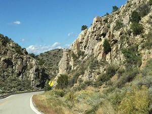 Road to Dixon